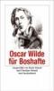 Wilde, Oscar,Oscar Wilde für Boshafte