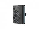 ,notitieboek Sigel Conceptum Look Drive hardcover A6 Neon    Blue