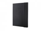 ,notitieboek Sigel Conceptum Pure hardcover met              magneetsluiting A4 zwart