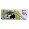 ,<b>Kleurpotloden Bruynzeel papegaai blik à 45 stuks assorti</b>