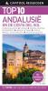 Jeffrey  Kennedy,Capitool Top 10 Andalusi? en de Costa del Sol + uitneembare kaart