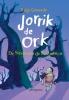 Thijs  Goverde,Jorrik de ork: De steen van de schimmen