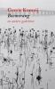 <b>Gerrit Komrij</b>,Boemerang en andere gedichten