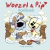 Guusje  Nederhorst,Woezel & Pip - Koekboek