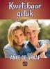 <b>Anke de Graaf</b>,Kwetsbaar geluk - grote letter uitgave