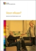 Mirjam de Klerk, Alice de Boer, Inger  Plaisier, Peggy  Schyns,SCP-publicatie Voor elkaar?