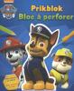 ,<b>Paw Patrol prikblok ; La Pat`patrouille bloc � perforer</b>
