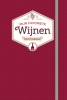 ZNU,Notitieboek-Mijn favoriete wijnen