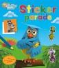 ,De Fabeltjeskrant Sticker Parade