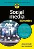Jaap de Bruijn, Bert  Verdonck,Social Media voor Dummies