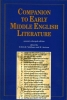 ,Companion to early middle english literature