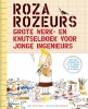 Andrea  Beaty ,Roza Rozeurs grote werk- en knutselboek voor jonge ingenieurs