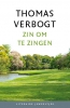 Thomas  Verbogt,Zin om te zingen (set van 10)