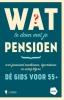 ,Wat te doen met je pensioen