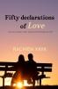 Rachida Yaya ,Fifty declarations of love
