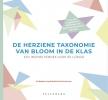 Tine van Severen Ingrid Molein  Eef Rombaut,De herziene taxonomie van Bloom in de klas