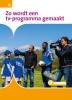 Helga Warmels ,Zo wordt een tv-programma gemaakt