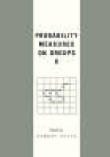 H. Heyer Probability Measures on Groups X