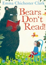 Chichester Clark, Emma Bears Don't Read!