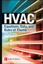 Bell, Arthur A. HVAC Equations, Data, and Rules of Thumb, Third Edition