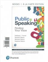 Turner, Kathleen J. Public Speaking