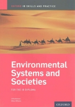 Jill Rutherford,   Gillian Williams Oxford IB Skills and Practice: Environmental Systems and Societies for the IB Diploma
