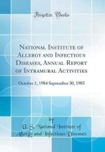 Diseases, U. S. National Institute of Al Diseases, U: National Institute of Allergy and Infectious Di