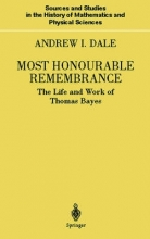 Andrew I. Dale Most Honourable Remembrance