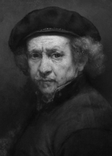 Tancred Borenius, Rembrandt