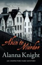 Knight, Alanna Akin to Murder