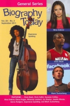 Biography Today 2011 Issue 3