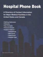 The Hospital Phone Book
