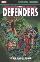 Dematteis, J. M.,   Barr, Mike W.,   Gruenwald, Mark Defenders Epic Collection