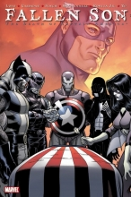 Jeph,Loeb Fallen Son Death of Captain America