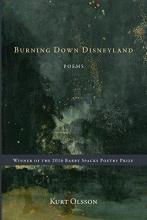 Olsson, Kurt Burning Down Disneyland