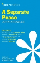 Sparknotes A Separate Peace