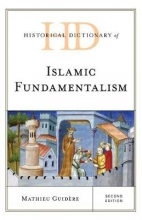 Mathieu Guidere Historical Dictionary of Islamic Fundamentalism