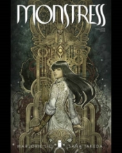 Liu, Marjorie Monstress 1