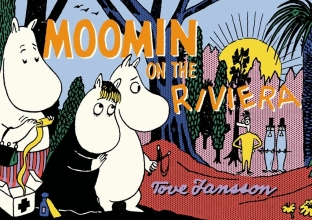 Jansson, Tove Moomin on the Riviera