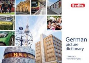 Berlitz Berlitz Picture Dictionary German