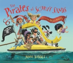 Duddle, Jonny The Pirates of Scurvy Sands