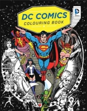 Warner Bros., DC Comics DC Comics Colouring Book