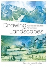 Barrington Barber Drawing Landscapes
