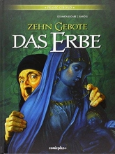 Giroud, Frank Zehn Gebote - Gesamtausgabe 02. Das Erbe