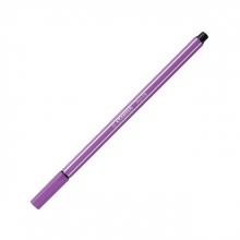 , Viltstift STABILO Pen 68/60 vergrijsd violet
