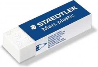 , Gum Staedtler Mars 52650 65x23x10mm potlood wit
