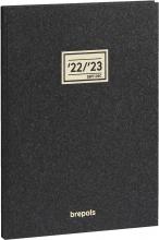 , Agenda 2021-2022 16 maand essenz weekly notebook antraciet