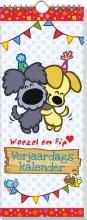 , Woezel & Pip verjaardagskalender