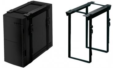 , CPU houder Newstar D025 zwart