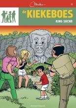 Merho De Kiekeboes King Sacha